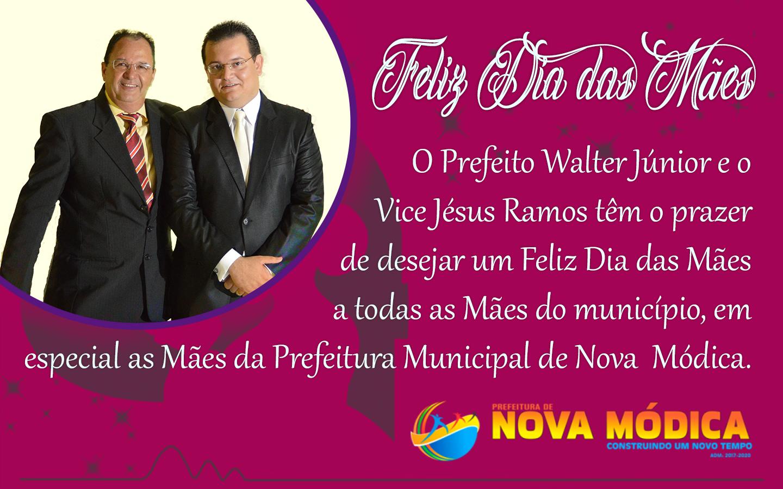 Feliz Dia Das Maes 2018 Prefeitura Municipal De Nova Modica Mg